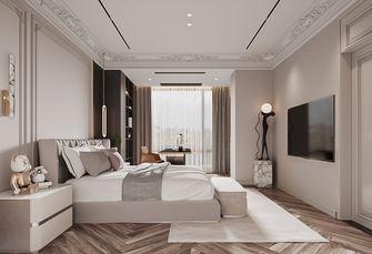 20万以上140平米别墅法式风格卧室效果图