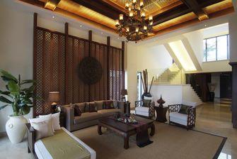 豪华型140平米别墅东南亚风格客厅设计图