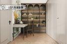 120平米三法式风格书房装修案例