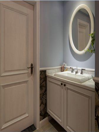 富裕型三室两厅新古典风格卫生间装修案例