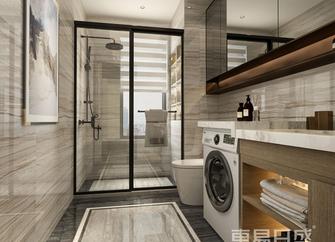 豪华型140平米四室三厅混搭风格卫生间欣赏图