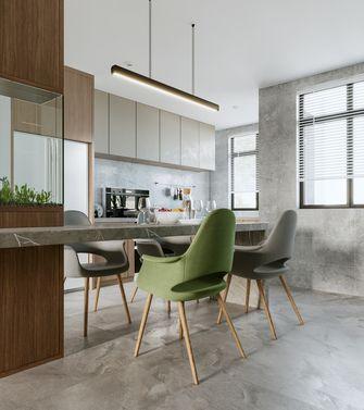 10-15万120平米三室两厅现代简约风格厨房装修图片大全
