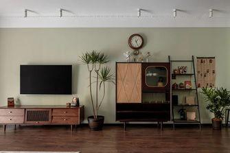 富裕型80平米混搭风格客厅图片大全