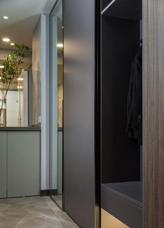 10-15万80平米三室一厅现代简约风格玄关装修案例