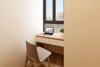 50平米日式风格书房图片
