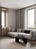 100平米一室一厅工业风风格客厅欣赏图