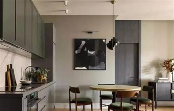 80平米三室两厅新古典风格餐厅装修图片大全