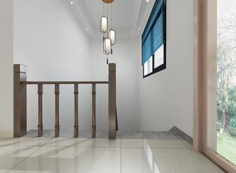 豪华型140平米复式混搭风格楼梯间效果图
