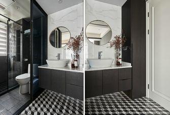 富裕型140平米四室两厅北欧风格卫生间装修案例