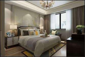 20万以上140平米三室两厅中式风格卧室效果图