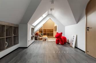 20万以上140平米别墅现代简约风格阁楼图片大全