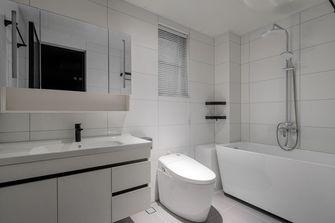 经济型120平米三室两厅日式风格卫生间装修图片大全