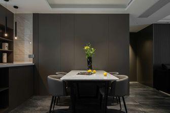 富裕型三现代简约风格餐厅欣赏图