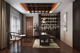 20万以上140平米复式新古典风格书房装修图片大全
