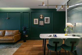 5-10万80平米欧式风格餐厅效果图
