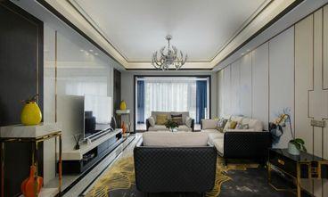 120平米四室两厅中式风格客厅效果图