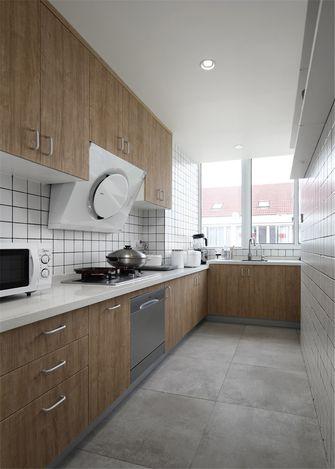 10-15万60平米复式北欧风格厨房图片大全