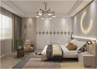 富裕型北欧风格卧室效果图