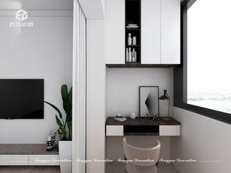 60平米公寓轻奢风格阳台装修效果图