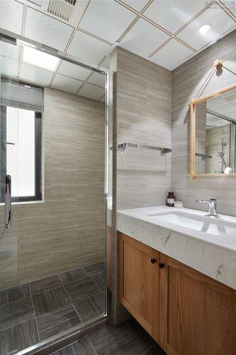 豪华型140平米别墅北欧风格卫生间欣赏图