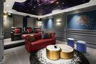 豪华型140平米别墅法式风格影音室图片