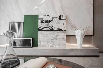 富裕型100平米三现代简约风格梳妆台设计图
