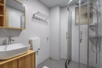 100平米三日式风格卫生间设计图