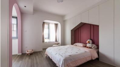 经济型140平米四现代简约风格青少年房装修图片大全