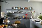 豪华型140平米四室一厅法式风格厨房图