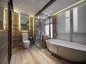 富裕型120平米三室两厅新古典风格卫生间欣赏图