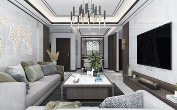 三中式风格客厅图片