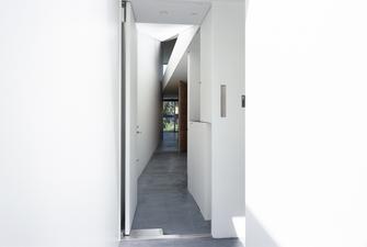 经济型50平米小户型日式风格走廊装修效果图