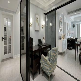 20万以上140平米三室两厅美式风格书房装修案例