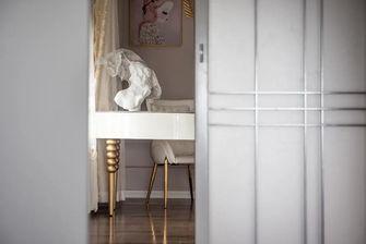 40平米小户型轻奢风格卧室图片大全