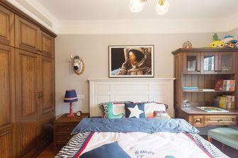 10-15万80平米田园风格卧室图片