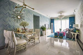 豪华型140平米四室三厅美式风格客厅图