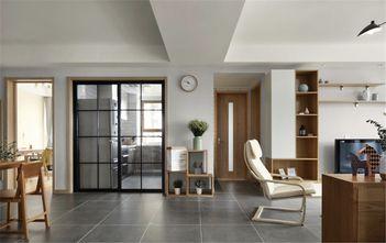 富裕型140平米三室两厅日式风格客厅设计图