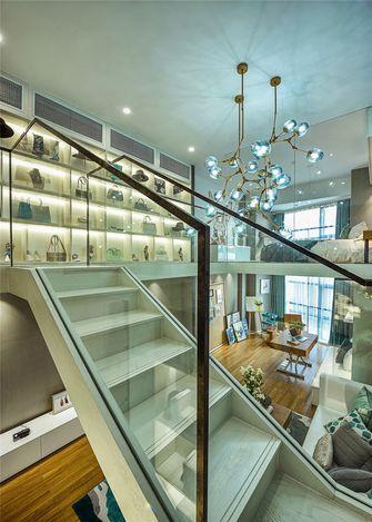 富裕型60平米一室一厅北欧风格走廊装修案例