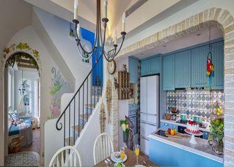 富裕型80平米新古典风格厨房图片