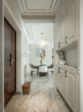 富裕型130平米三室两厅法式风格玄关效果图