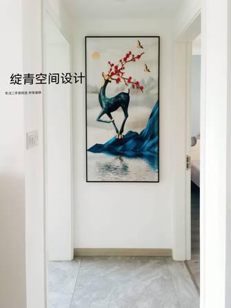 10-15万110平米三室一厅现代简约风格走廊装修图片大全