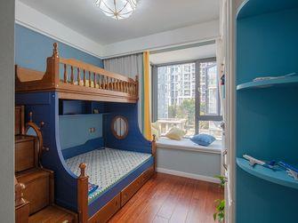 豪华型140平米三欧式风格青少年房效果图