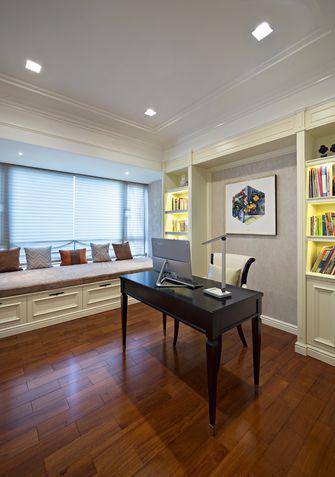 140平米四法式风格书房图片大全