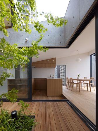 三日式风格客厅装修案例