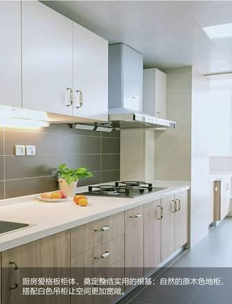 富裕型80平米美式风格厨房设计图