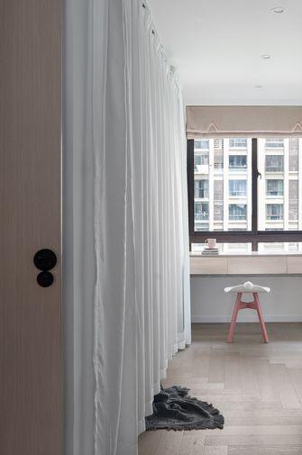 富裕型90平米三室两厅北欧风格衣帽间效果图