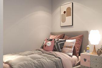 70平米一室一厅现代简约风格青少年房图