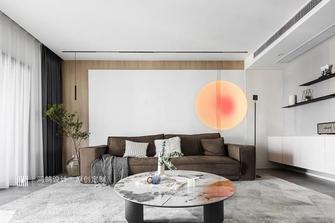 20万以上140平米三室三厅现代简约风格客厅装修图片大全
