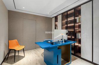 豪华型140平米别墅轻奢风格书房图片大全