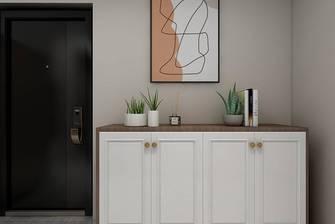 5-10万120平米一室一厅现代简约风格玄关装修效果图